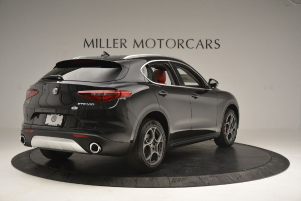 New 2019 Alfa Romeo Stelvio Q4 for sale Sold at Rolls-Royce Motor Cars Greenwich in Greenwich CT 06830 7