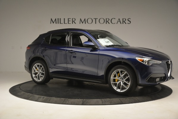 New 2019 Alfa Romeo Stelvio SPORT AWD for sale Sold at Rolls-Royce Motor Cars Greenwich in Greenwich CT 06830 10