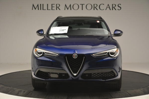 New 2019 Alfa Romeo Stelvio SPORT AWD for sale Sold at Rolls-Royce Motor Cars Greenwich in Greenwich CT 06830 12