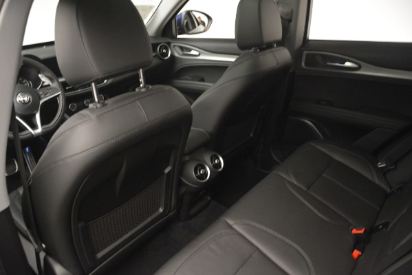 New 2019 Alfa Romeo Stelvio SPORT AWD for sale Sold at Rolls-Royce Motor Cars Greenwich in Greenwich CT 06830 18