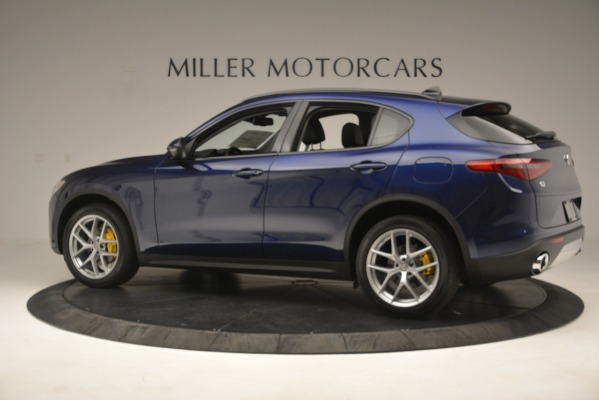 New 2019 Alfa Romeo Stelvio SPORT AWD for sale Sold at Rolls-Royce Motor Cars Greenwich in Greenwich CT 06830 4