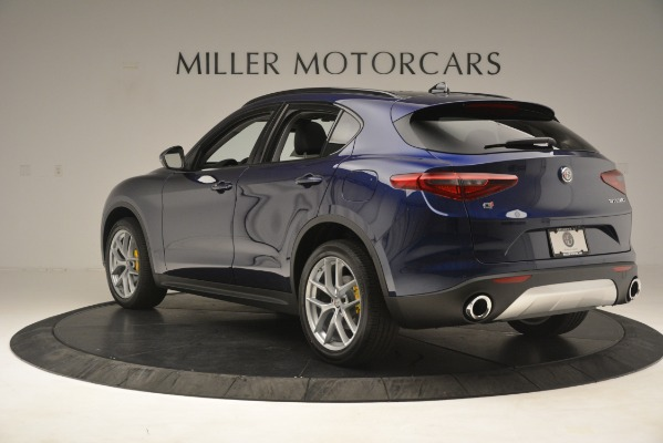 New 2019 Alfa Romeo Stelvio SPORT AWD for sale Sold at Rolls-Royce Motor Cars Greenwich in Greenwich CT 06830 5