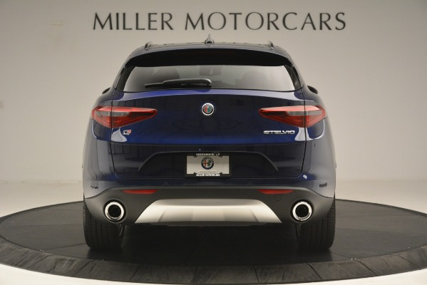New 2019 Alfa Romeo Stelvio SPORT AWD for sale Sold at Rolls-Royce Motor Cars Greenwich in Greenwich CT 06830 6