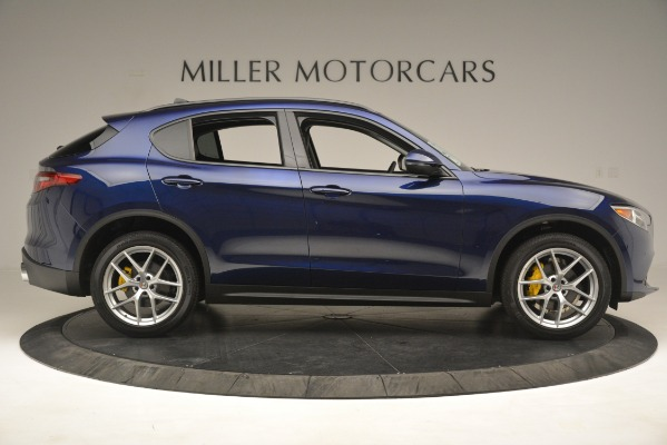 New 2019 Alfa Romeo Stelvio SPORT AWD for sale Sold at Rolls-Royce Motor Cars Greenwich in Greenwich CT 06830 9