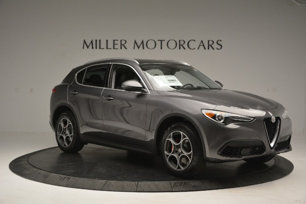New 2019 Alfa Romeo Stelvio Q4 for sale Sold at Rolls-Royce Motor Cars Greenwich in Greenwich CT 06830 14
