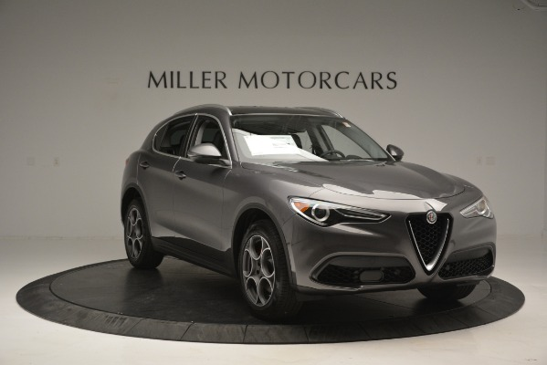 New 2019 Alfa Romeo Stelvio Q4 for sale Sold at Rolls-Royce Motor Cars Greenwich in Greenwich CT 06830 15