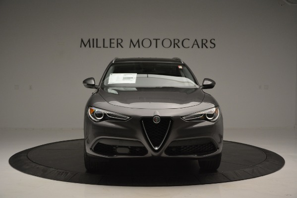 New 2019 Alfa Romeo Stelvio Q4 for sale Sold at Rolls-Royce Motor Cars Greenwich in Greenwich CT 06830 16