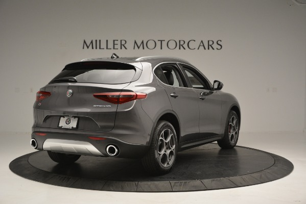 New 2019 Alfa Romeo Stelvio Q4 for sale Sold at Rolls-Royce Motor Cars Greenwich in Greenwich CT 06830 9