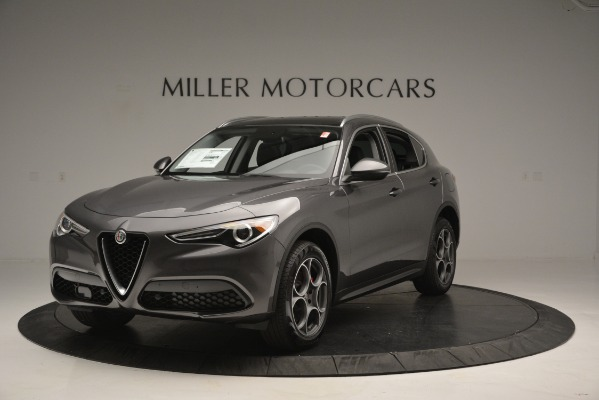 New 2019 Alfa Romeo Stelvio Q4 for sale Sold at Rolls-Royce Motor Cars Greenwich in Greenwich CT 06830 1
