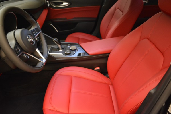 New 2019 Alfa Romeo Giulia Q4 for sale Sold at Rolls-Royce Motor Cars Greenwich in Greenwich CT 06830 14