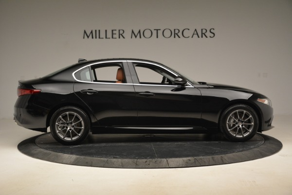 New 2019 Alfa Romeo Giulia Q4 for sale Sold at Rolls-Royce Motor Cars Greenwich in Greenwich CT 06830 9