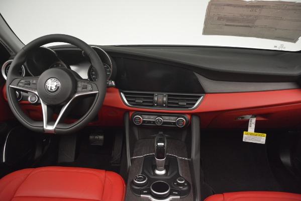 New 2019 Alfa Romeo Giulia Ti Q4 for sale Sold at Rolls-Royce Motor Cars Greenwich in Greenwich CT 06830 17