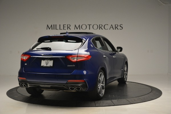 New 2019 Maserati Levante Q4 GranSport for sale $90,370 at Rolls-Royce Motor Cars Greenwich in Greenwich CT 06830 10