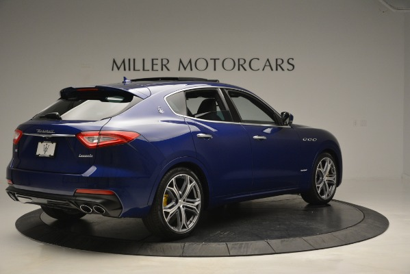 New 2019 Maserati Levante Q4 GranSport for sale $90,370 at Rolls-Royce Motor Cars Greenwich in Greenwich CT 06830 11