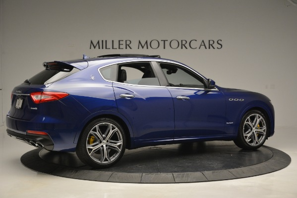 New 2019 Maserati Levante Q4 GranSport for sale $90,370 at Rolls-Royce Motor Cars Greenwich in Greenwich CT 06830 12