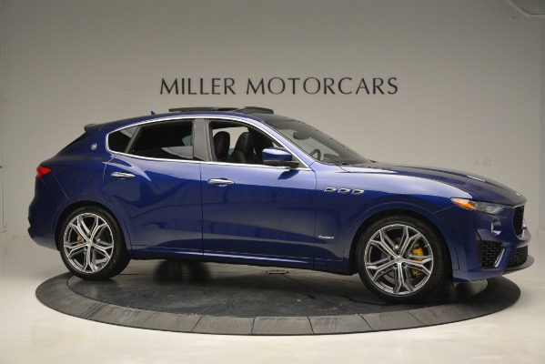 New 2019 Maserati Levante Q4 GranSport for sale $90,370 at Rolls-Royce Motor Cars Greenwich in Greenwich CT 06830 14