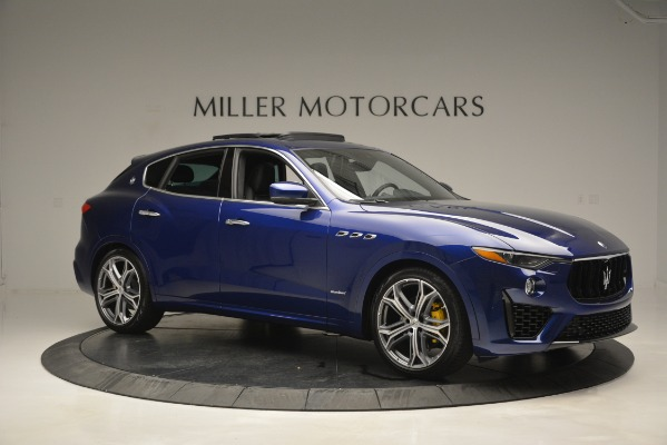 New 2019 Maserati Levante Q4 GranSport for sale $90,370 at Rolls-Royce Motor Cars Greenwich in Greenwich CT 06830 15