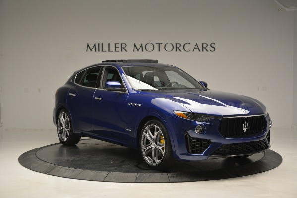 New 2019 Maserati Levante Q4 GranSport for sale $90,370 at Rolls-Royce Motor Cars Greenwich in Greenwich CT 06830 16