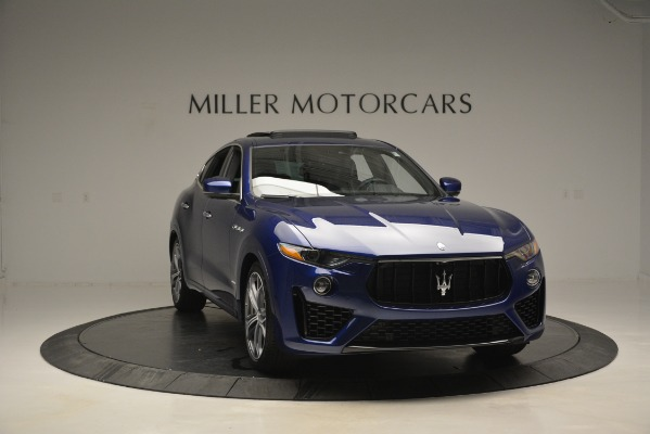 New 2019 Maserati Levante Q4 GranSport for sale $90,370 at Rolls-Royce Motor Cars Greenwich in Greenwich CT 06830 17