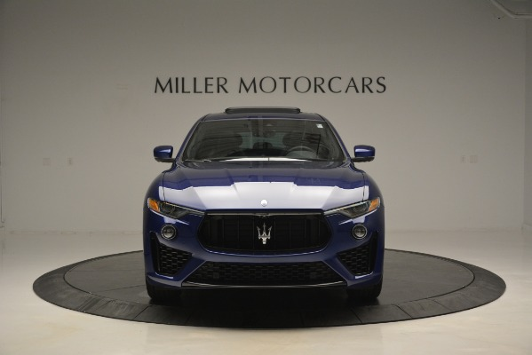 New 2019 Maserati Levante Q4 GranSport for sale $90,370 at Rolls-Royce Motor Cars Greenwich in Greenwich CT 06830 18