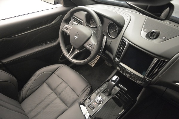 New 2019 Maserati Levante Q4 GranSport for sale $90,370 at Rolls-Royce Motor Cars Greenwich in Greenwich CT 06830 25