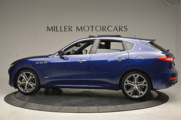 New 2019 Maserati Levante Q4 GranSport for sale $90,370 at Rolls-Royce Motor Cars Greenwich in Greenwich CT 06830 5