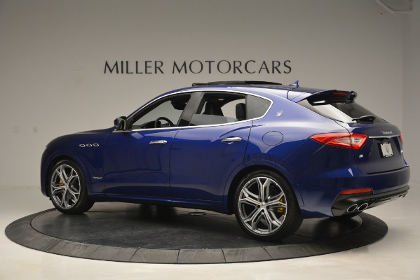 New 2019 Maserati Levante Q4 GranSport for sale $90,370 at Rolls-Royce Motor Cars Greenwich in Greenwich CT 06830 6