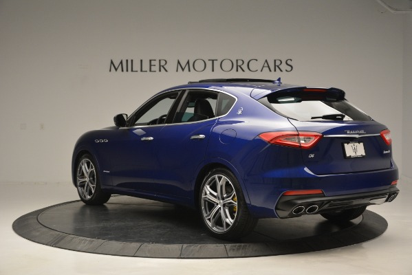 New 2019 Maserati Levante Q4 GranSport for sale $90,370 at Rolls-Royce Motor Cars Greenwich in Greenwich CT 06830 7