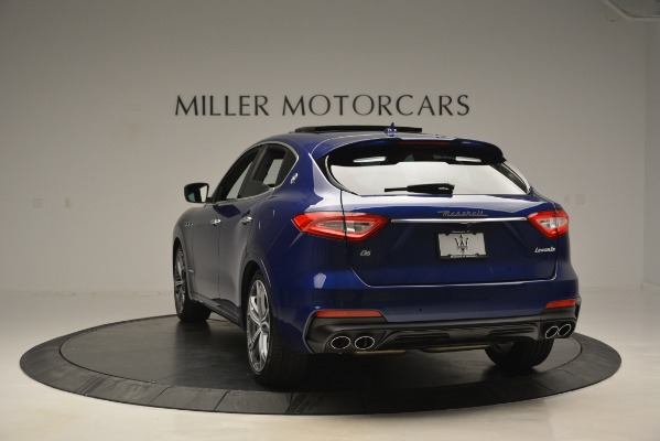 New 2019 Maserati Levante Q4 GranSport for sale $90,370 at Rolls-Royce Motor Cars Greenwich in Greenwich CT 06830 8