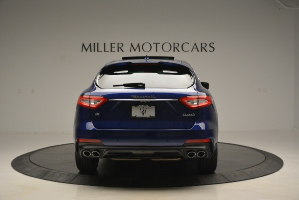 New 2019 Maserati Levante Q4 GranSport for sale $90,370 at Rolls-Royce Motor Cars Greenwich in Greenwich CT 06830 9