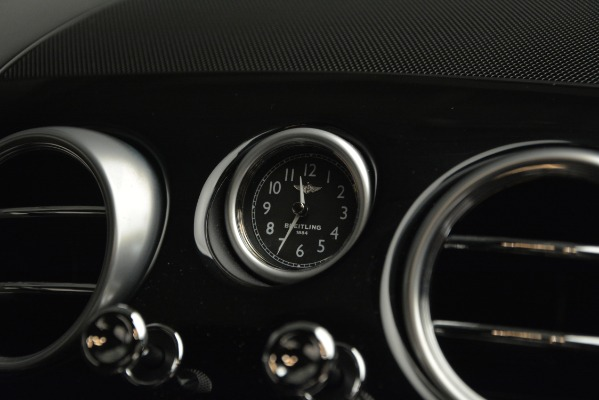 Used 2012 Bentley Continental GT W12 for sale Sold at Rolls-Royce Motor Cars Greenwich in Greenwich CT 06830 23