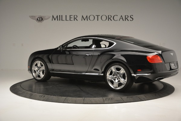 Used 2012 Bentley Continental GT W12 for sale Sold at Rolls-Royce Motor Cars Greenwich in Greenwich CT 06830 5