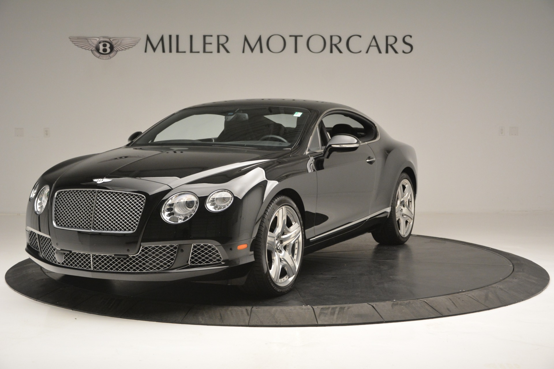 Used 2012 Bentley Continental GT W12 for sale Sold at Rolls-Royce Motor Cars Greenwich in Greenwich CT 06830 1