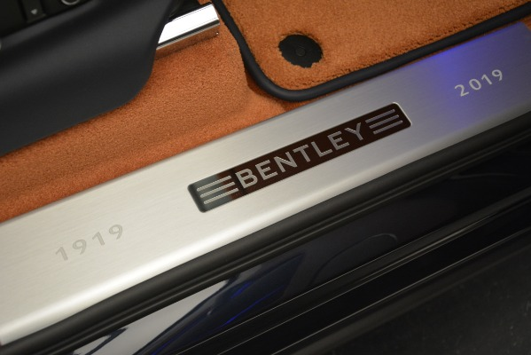 New 2019 Bentley Bentayga V8 for sale Sold at Rolls-Royce Motor Cars Greenwich in Greenwich CT 06830 23