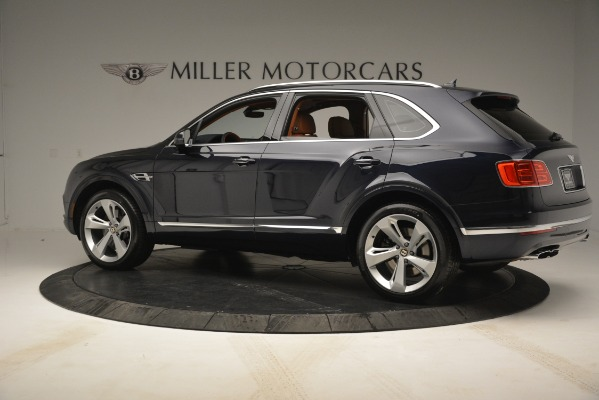 New 2019 Bentley Bentayga V8 for sale Sold at Rolls-Royce Motor Cars Greenwich in Greenwich CT 06830 4