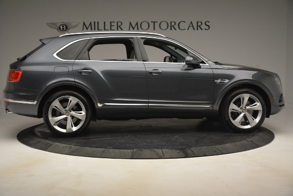 New 2019 Bentley Bentayga V8 for sale Sold at Rolls-Royce Motor Cars Greenwich in Greenwich CT 06830 9