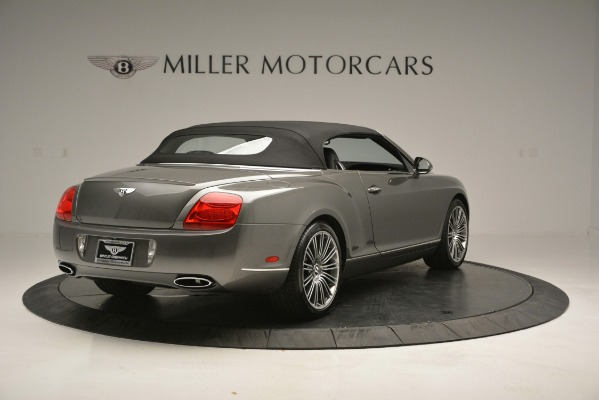 Used 2010 Bentley Continental GT Speed for sale Sold at Rolls-Royce Motor Cars Greenwich in Greenwich CT 06830 15