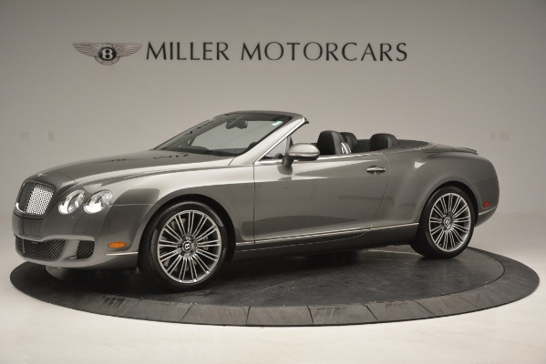 Used 2010 Bentley Continental GT Speed for sale Sold at Rolls-Royce Motor Cars Greenwich in Greenwich CT 06830 2
