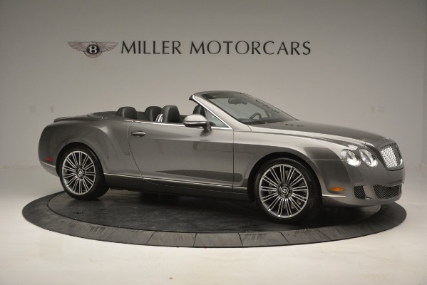 Used 2010 Bentley Continental GT Speed for sale Sold at Rolls-Royce Motor Cars Greenwich in Greenwich CT 06830 8