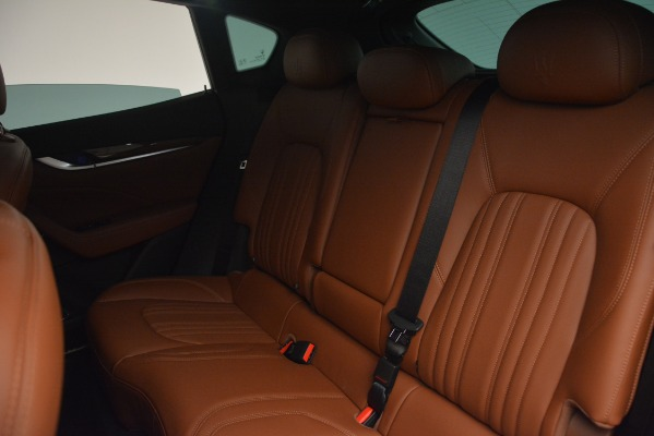 New 2019 Maserati Levante Q4 GranLusso for sale Sold at Rolls-Royce Motor Cars Greenwich in Greenwich CT 06830 13