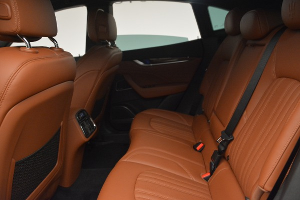 New 2019 Maserati Levante Q4 GranLusso for sale Sold at Rolls-Royce Motor Cars Greenwich in Greenwich CT 06830 25