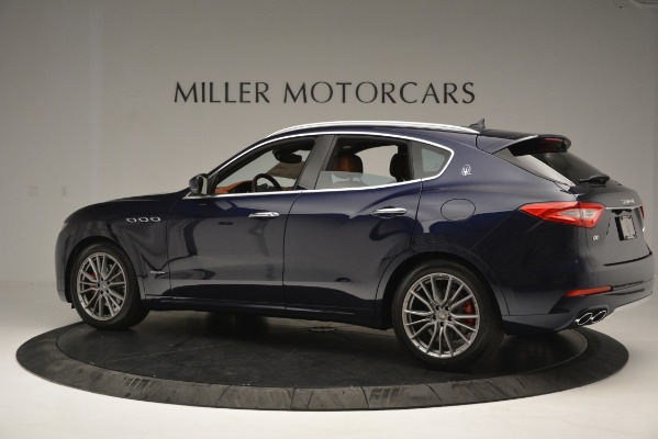 New 2019 Maserati Levante Q4 GranLusso for sale Sold at Rolls-Royce Motor Cars Greenwich in Greenwich CT 06830 4