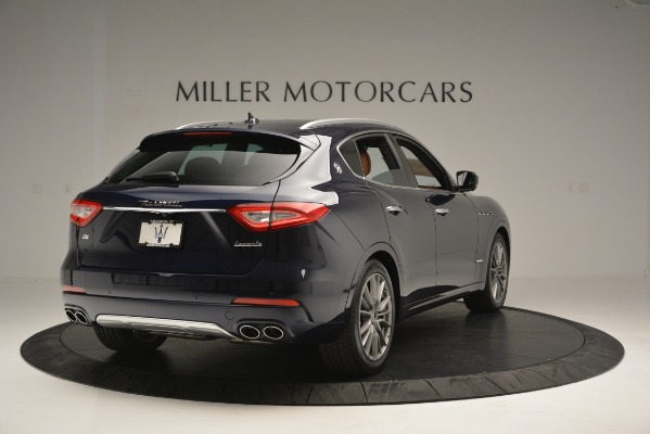 New 2019 Maserati Levante Q4 GranLusso for sale Sold at Rolls-Royce Motor Cars Greenwich in Greenwich CT 06830 7
