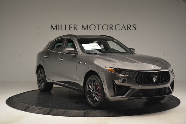 New 2019 Maserati Levante S Q4 GranSport for sale Sold at Rolls-Royce Motor Cars Greenwich in Greenwich CT 06830 11