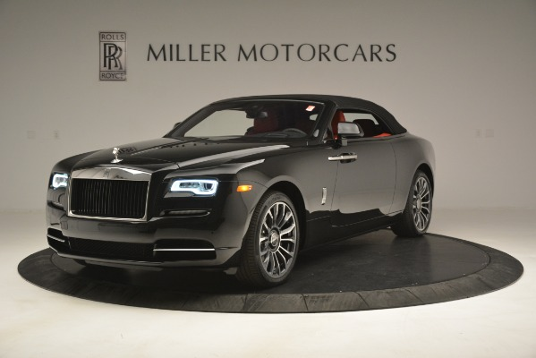 New 2019 Rolls-Royce Dawn for sale Sold at Rolls-Royce Motor Cars Greenwich in Greenwich CT 06830 17