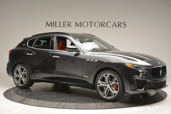 New 2019 Maserati Levante S Q4 GranSport for sale $104,050 at Rolls-Royce Motor Cars Greenwich in Greenwich CT 06830 10