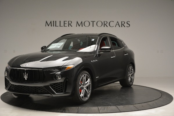 New 2019 Maserati Levante S Q4 GranSport for sale $104,050 at Rolls-Royce Motor Cars Greenwich in Greenwich CT 06830 2