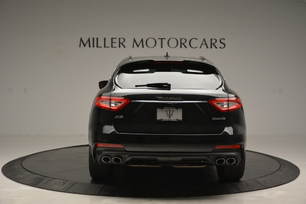 New 2019 Maserati Levante S Q4 GranSport for sale $104,050 at Rolls-Royce Motor Cars Greenwich in Greenwich CT 06830 6