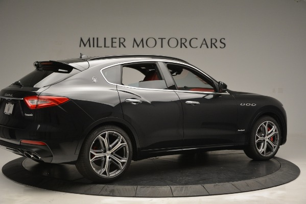New 2019 Maserati Levante S Q4 GranSport for sale $104,050 at Rolls-Royce Motor Cars Greenwich in Greenwich CT 06830 8