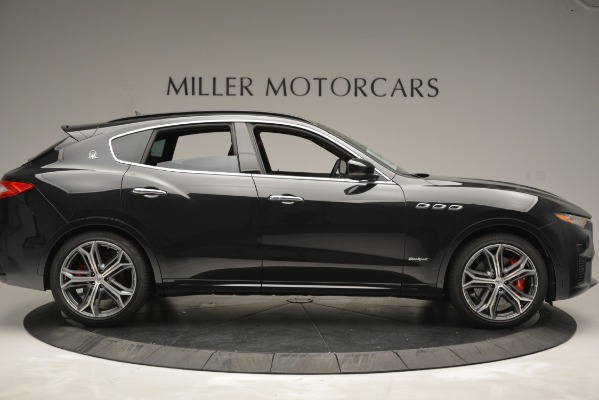 New 2019 Maserati Levante S Q4 GranSport for sale $104,050 at Rolls-Royce Motor Cars Greenwich in Greenwich CT 06830 9